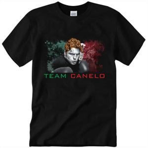 Canelo Alvarez Boxing T-Shirt - World Champion Boxer - USA Seller - S-3XL