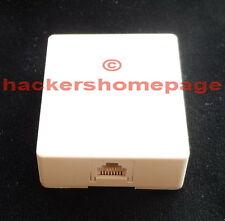 FM VHF Phone Bug Telephone Tap Spy Transmitter inside Telephone Junction Box