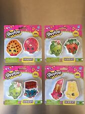 New Shopkins Eraser Bundle - 8 Erasers Total