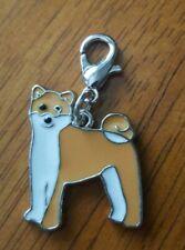 New listing New Akita - Shiba inu Zipper Pull -