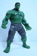 MARVEL HULK Fist Smashing Hulk Figure, Marvel Avengers Mighty Battlers, 7 Inches