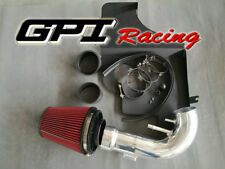 Clld Air Intake Kit + Heat Shield For 2011-2014-2012-2013-Ford-Mustang-GT-5-0-V8