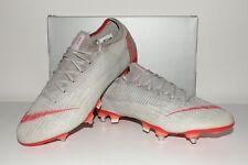 Nike Mercurial Vapor XII 12 Elite SG UK 9 US 10 Football Boots Superfly Phantom
