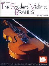 El estudiante Violinista: Brahms