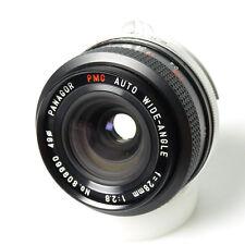 Panagor PMC Auto Wide-Angle 28mm f/2.8 for Nikon AI *FITS DIGITAL NIKON*