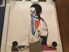 Dolk Vandal Signed And Numbered Out Of 300