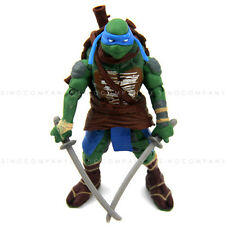 Boys Gift 4.5'' Teenage Mutant Ninja Turtles Movie LEONARDO ACTION FIGURE AK273