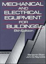 New ListingMechanical and Electrical Equipment for Buildings Hardcover John S. Reynolds