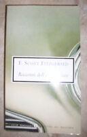F.SCOTT FITZGERALD - RACCONTI DELL'ETA' DEL JAZZ - ED:OSCAR MONDADORI - 2001 TU