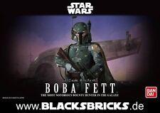 Star Wars Boba fett 1 12 Bandai Modellbausatz (japan Import)
