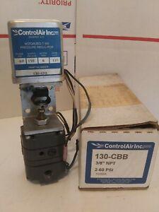 Control Air 130-CBB Motorized Pressure Regulator