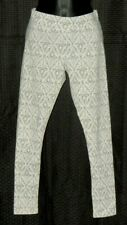 American Eagle Outfitters Women's Hi-Rise Legging White Pink & Gray SZ S Petite