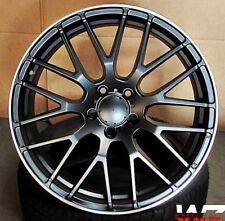 "19"" Mesh Wheels Fit Mercedes C250 C300 C350 C400 19x8.5 +42 / 19x9.5 +48 Set 4"