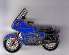 RARE PINS PIN'S .. GENDARMERIE BMO BRIGADE MOTORISE MOTO BMW ARGENT 3D Y.D. ~CP