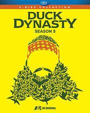 Duck Dynasty: Season 5 (Blu-ray Disc, 2014, 2-Disc Set)