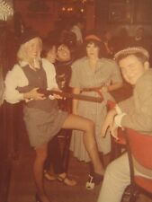 VINTAGE KODAK BONNIE & CLYDE COSTUMES RIFLE HOLD UP HALLOWEEN? IRISH KIDS PHOTO