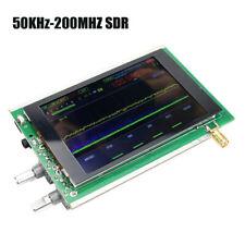 DSP SDR Receiver SDR recepteur ondes courtes Logiciel Radio Amateur Ham 50KHz-200MHz