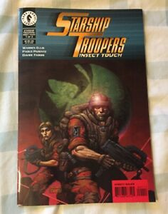 Starship Troopers Insect Touch 1 Of 3 Comic Dark Horse Comics