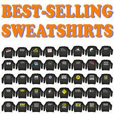 Geek Funny Novelty Sweatshirt Jumper Top - SUPER SWEAT - AF1