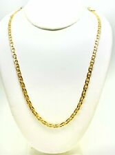172ca8cd2 Solid GUCCI LINKS 14k Yellow Gold CHAIN * 11.6 grams * NEW WITH TAG * 20