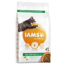 Iams For Vitality Adult Cat Dry Food - Lamb - 10kg
