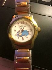 VINTAGE**RARE**Disney Seiko SII  Eeyore Stainless Steel, Water Resistant Watch