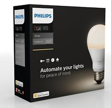 Philips Hue White Personal Wireless Lighting LED Starter Kit 2x 9W E27