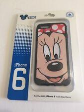 disney park d-tech iphone 6 Minnie Mouse Face 2015 new