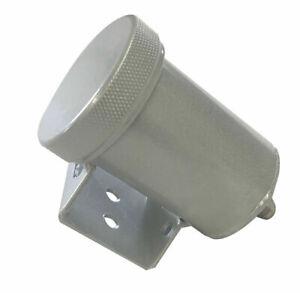 """AN -4 (4AN 7/16"""" x 20) Single Aluminium Brake / Clutch Fluid Reservoir Pot"""
