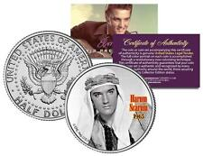 ELVIS PRESLEY * Harum Scarum * MOVIE Colorized JFK Half Dollar US Coin LICENSED