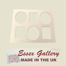 Made to Order Multi Opening Picture And Photo Mounts - Message For A Quote