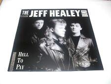 La banda de Jeff Healey, Infierno para pagar, Lp De Vinilo, 210815 casi como nuevo/casi como nuevo