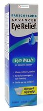 Bausch+lomb Advanced Eye Relief Eye Wash 4 oz