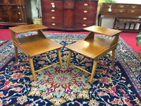Lane Mid Century Modern End Tables - Lamp Tables - Delivery Available