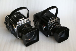 Genuine Leather Straps Hand Grips For Hasselblad 500cm 501cm 503cw 503cx Camera
