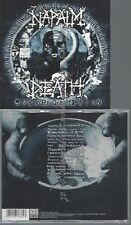 CD--NAPALM DEATH--SMEAR CAMPAIGN