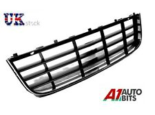 Front Bumper Lower Grille With Chrome Surround for VW Jetta Mk5 2006-2009