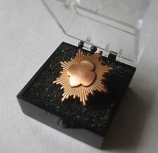 New Style Post-2011 Girl Scout BRONZE AWARD PIN Junior Highest Earned Award HTF