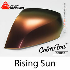 152x1000cm FILM Satin ColorFlow Rising Sole Avery Dennison Supreme Wrapping