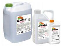 ROUNDUP® 360 PLUS 1L 2L 5L 10L 20L chwasty Glifosat Glyphosat 360g