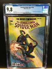 MARVEL AMAZING SPIDER-MAN #798 CGC 9.8 RARE FIRST APPEARANCE OF RED GOBLIN!!