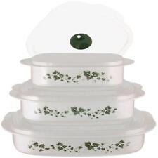 Corelle Coordinates Callaway 6-Piece Microwave Cookware Set New Dining Kitchen