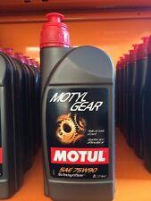 Motul 75W90 Motyl Gear Sae Sintetico Per Cambi E Differenziali Api Gl4/5 l