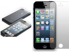 NOV@GO® 1 set de Films protection d'écran effet mat Av+Arrière pour iPhone SE