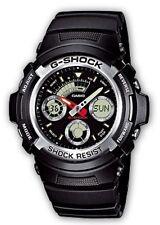 Casio AW-590-1AER Orologio G-Shock Antiurto Fuso Orario Sveglia Timer.