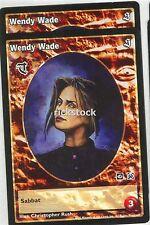 Wendy Wade x2 Tzimisce SE VTES Jyhad