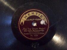 """HARMONIE-ORCHESTER """"The Toy Drum Major (Der kleine Marzipansoldat)"""" Hertie 18cm"""