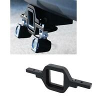 """2.5"""" Tow Hitch Mounting Bracket For Dual LED Light Backup Reverse Road Lights"""