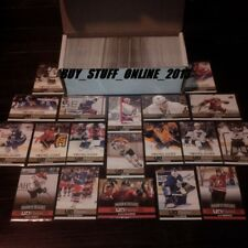 2013 14 UPPER DECK CANVAS COMPLETE SET 1-270 w/ ALL YOUNG GUNS RETIRED & POE