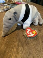 Ants the Anteater Ty Beanie Baby (1997, Retired, With Tags)